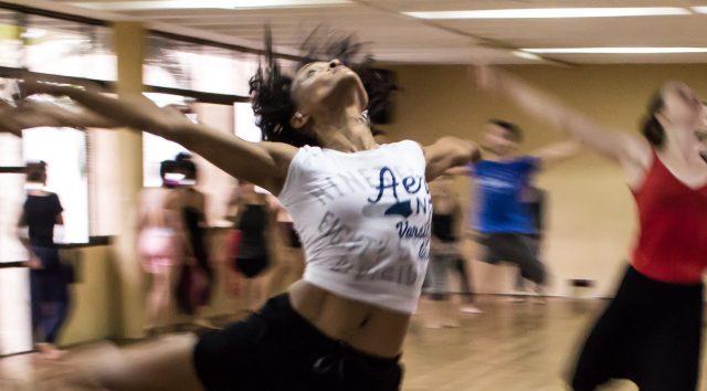 Workshops för dig som är yrkesverksam inom dans