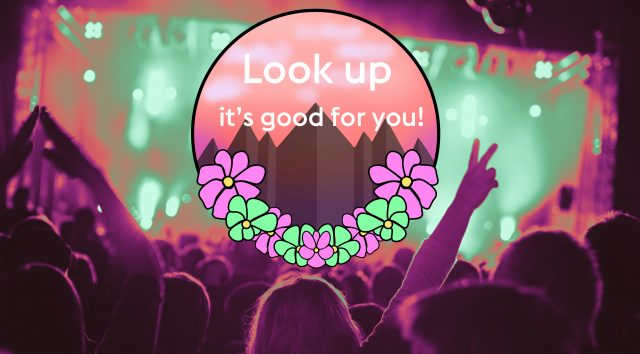 Gratiskonsert: Look up its good for you