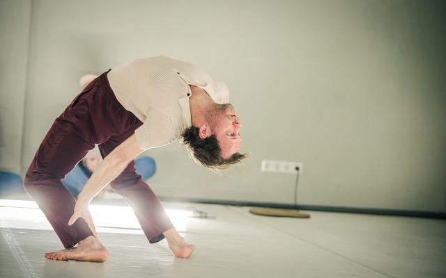 Akrobatikdans-workshop